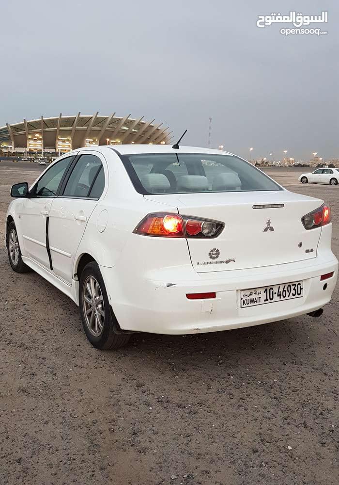 Mitsubishi Lancer car for sale 2010 in Farwaniya city