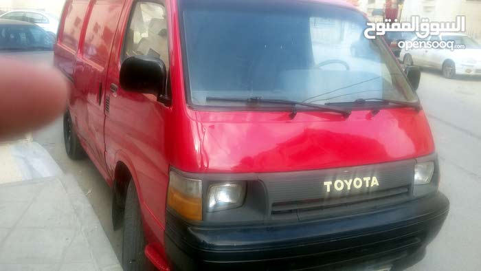 For sale 1994 Red Hiace
