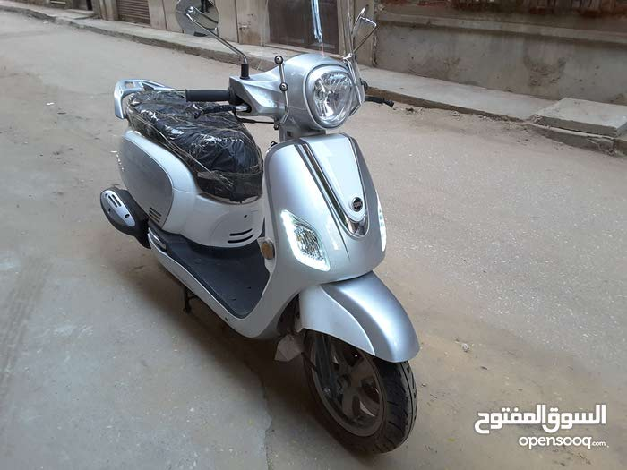 New Vespa for sale directly from the owner