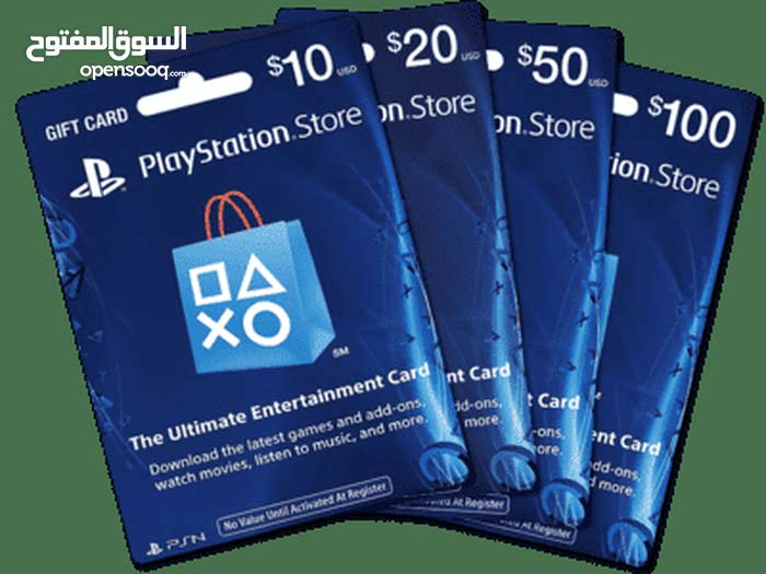 OFFERS ON PLAYSTATION PLUS AND STORE WALLET CARDS