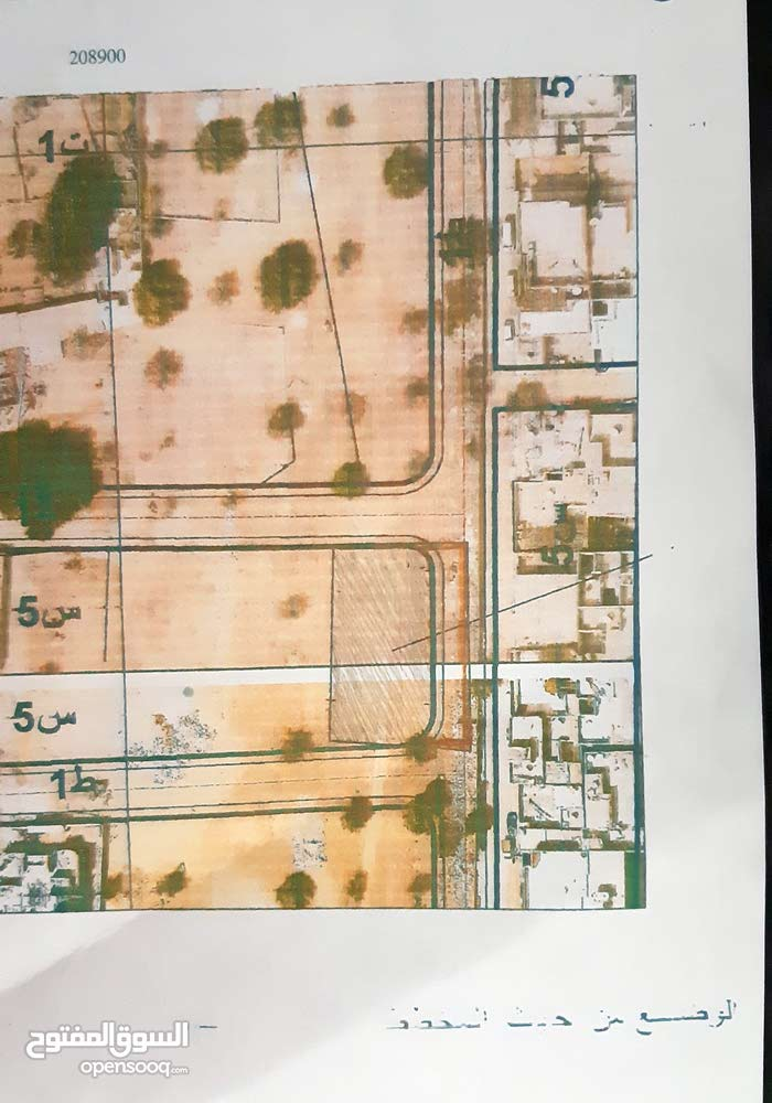 قطعة ارض بجنب جزيرة غوط الشعال والدائري الثالث