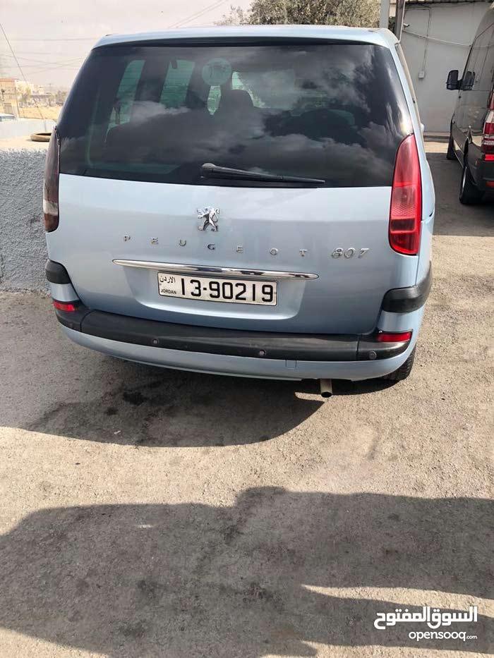 Used Peugeot 807 in Zarqa