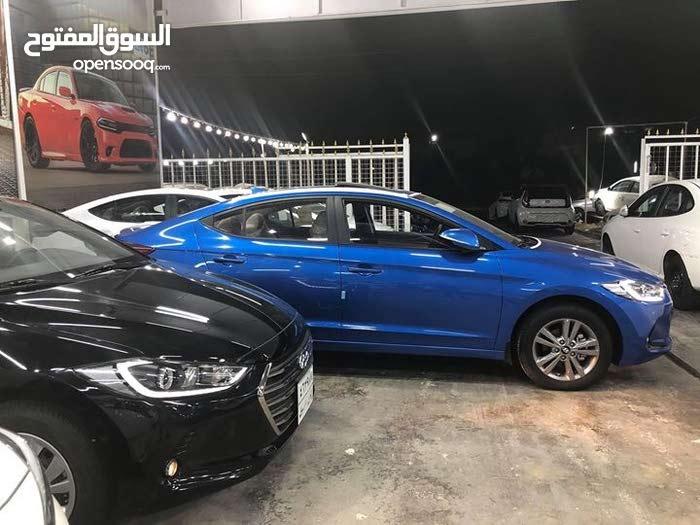 New condition Hyundai Elantra 2017 with 0 km mileage