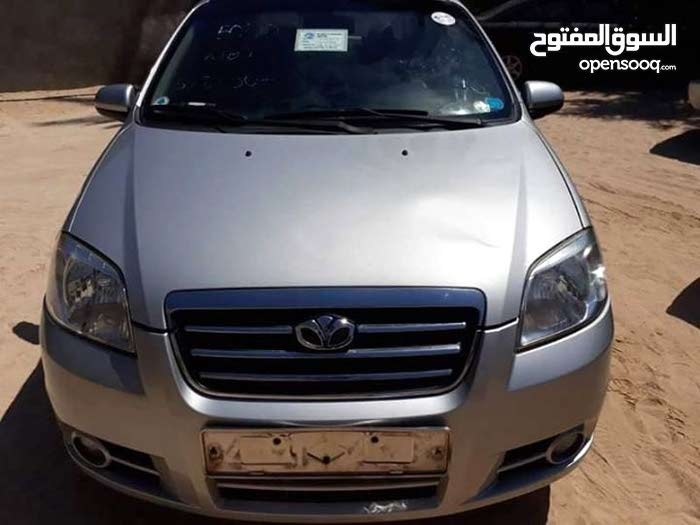 Daewoo Gentra 2010 For sale - Silver color