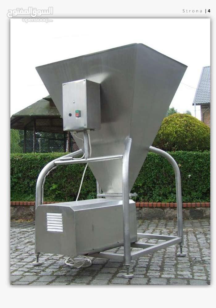 ماكينة تصنيع السجق