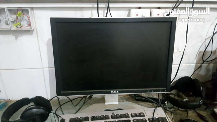 شاشات 21 بوصه كمبيوتر وكاله دل للبيع بسعر مغري جدا للتواصل 775594833