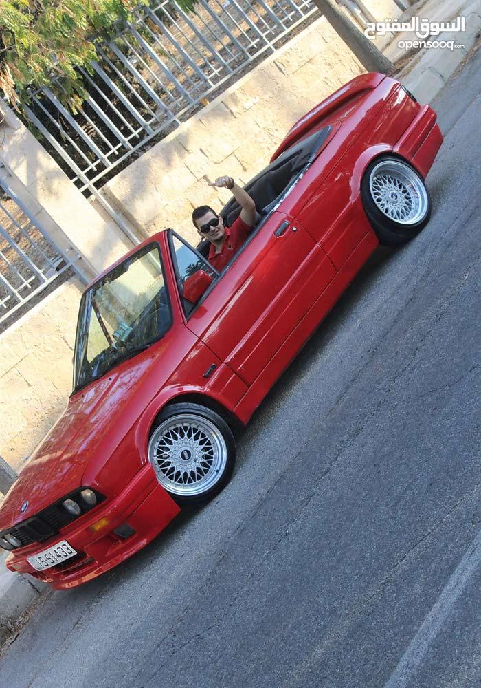 BMW 318 car for sale 1994 in Amman city