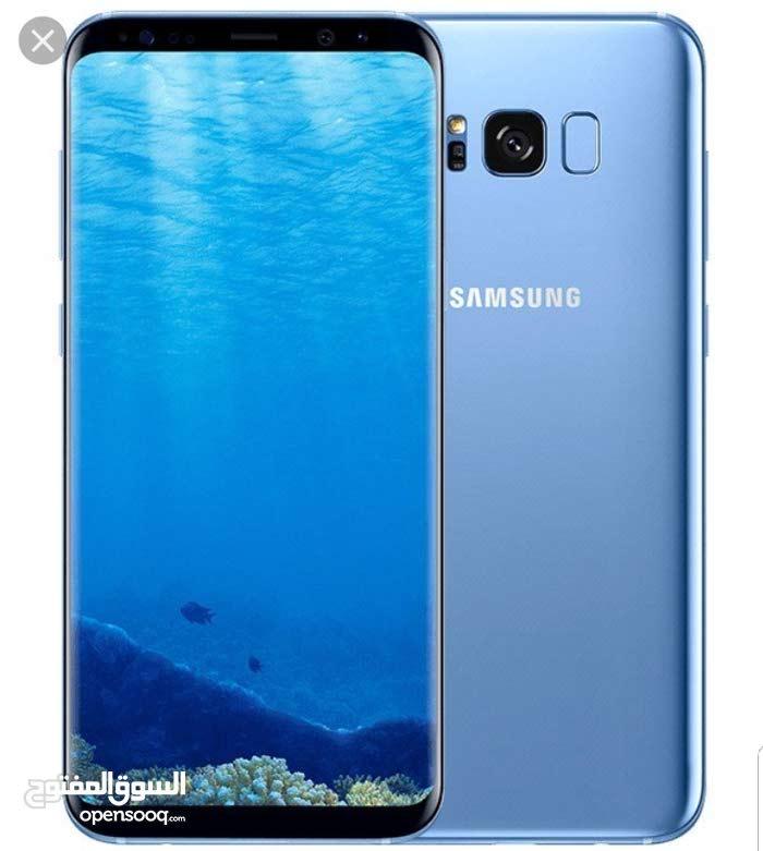 Samsung S8+ Plus   جديد مسكر