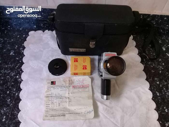 كاميرة  RAYNOX قديمة تاريخ الصنع 1967 وتم إقتنائها في 1978