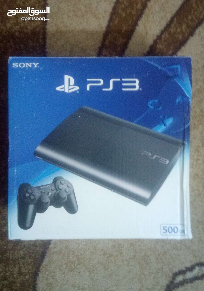 Used Playstation 3 for sale with high specs and add ons