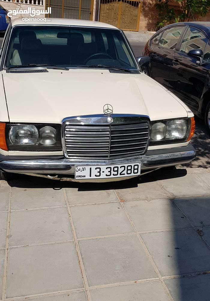 Mercedes e200 1983 مرسيدس لف