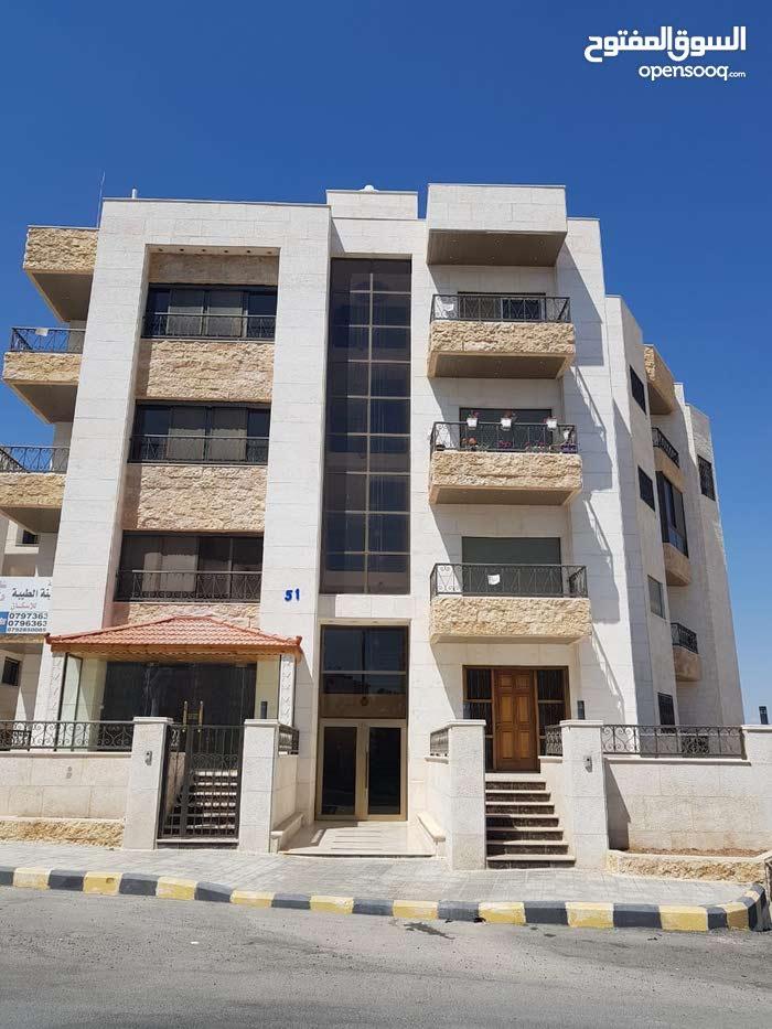 شقة 150م للبيع في تلاع العلي - مقابل مستشفى الجامعة الاردنية -قرب اسواق السلطان
