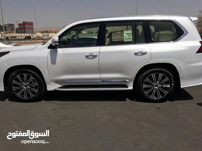 New 2018 Lexus LX for sale at best price