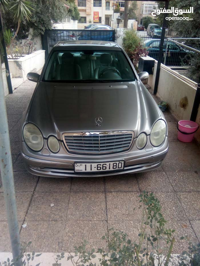 Automatic Used Mercedes Benz E 200