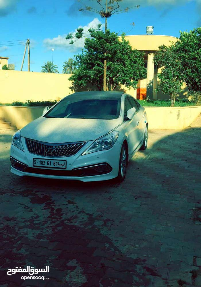 2013 Used Azera with Manual transmission is available for sale
