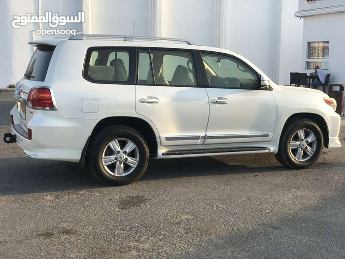Used 2012 Toyota Land Cruiser for sale at best price