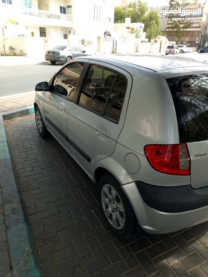 For sale Getz 2008