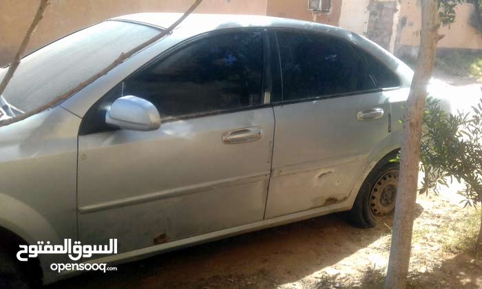 2009 Used Optra with Manual transmission is available for sale