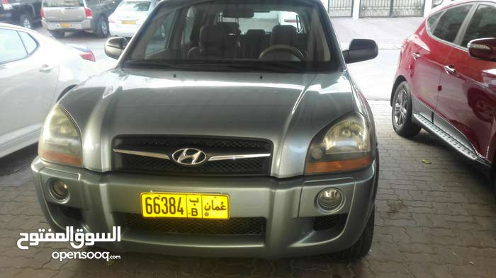 Automatic Hyundai 2010 for sale - Used - Muscat city