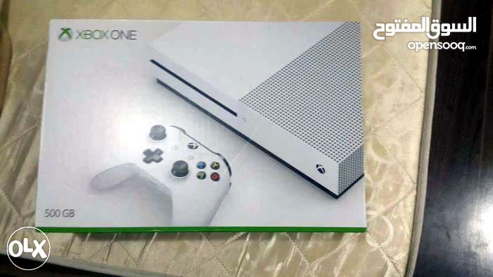 New XBOX ONE with a good price