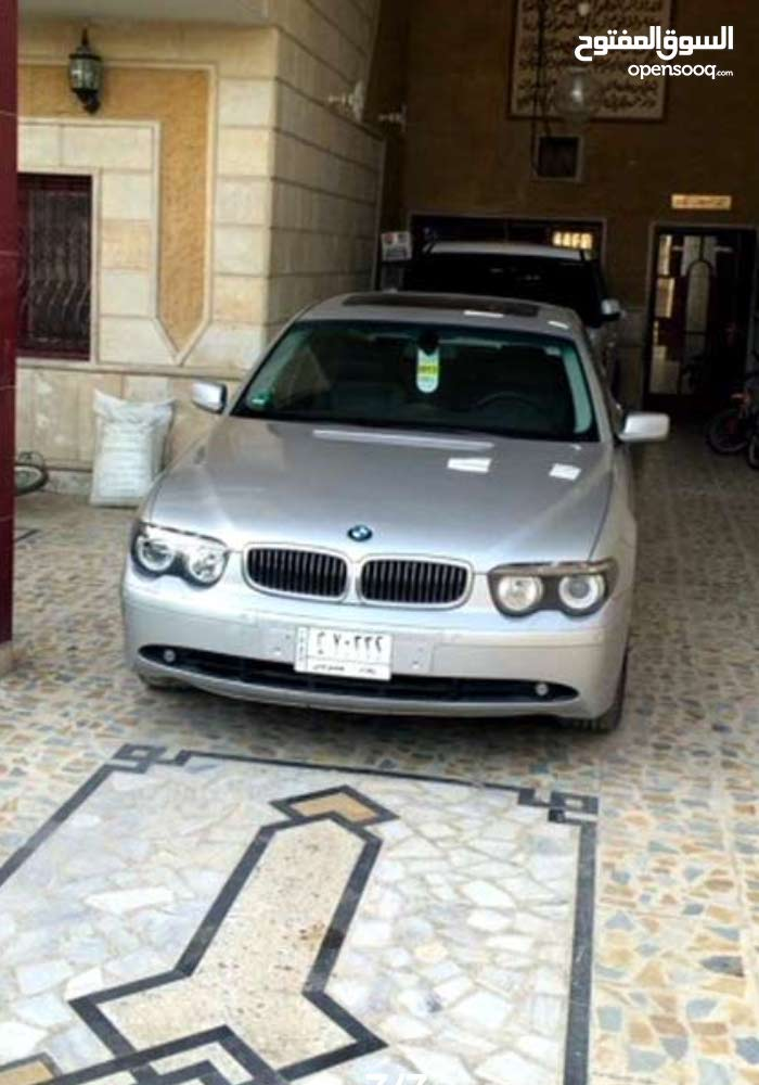 Automatic BMW 2005 for sale - Used - Baghdad city