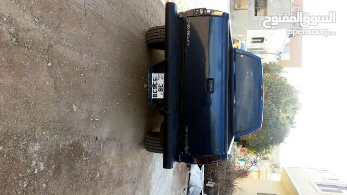 Chevrolet Silverado car for sale 1995 in Madaba city