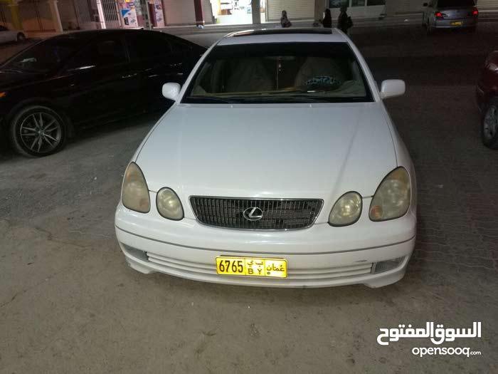 Lexus GS 2002 For sale - White color