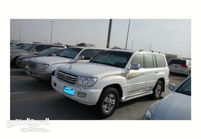 Used Toyota Land Cruiser in Al Ain