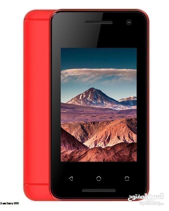 "G'best G10 - 3.5"" Dual SIM Mobile Phone - Red"