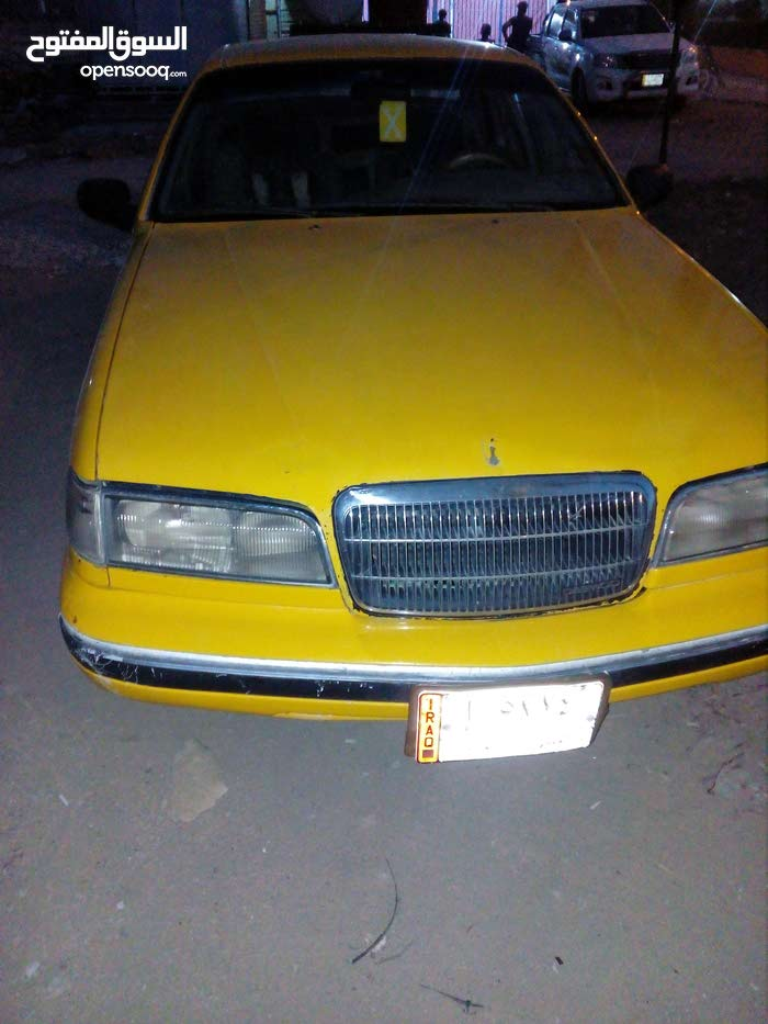 Used condition Daewoo Prince 1994 with 100,000 - 109,999 km mileage