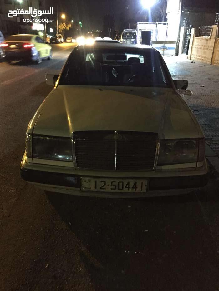 Mercedes Benz E 190 car for sale 1990 in Amman city