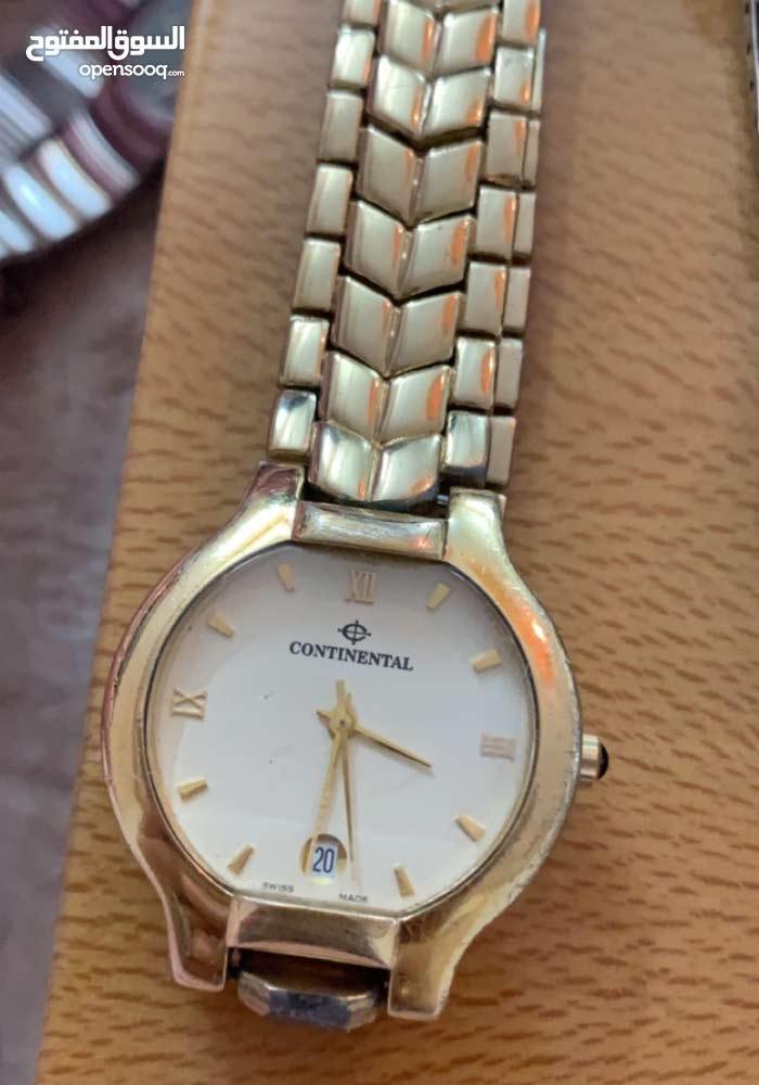 ساعة ماركة سويسريه مستعمله بحال الجيده للييع مستعملهه نظيفه جدا  الموقع الرياض الشفاء حي بدر