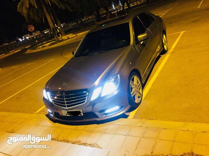 Mercedes Benz E550 Used in Al Ain