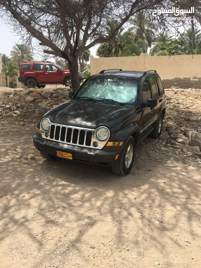 80,000 - 89,999 km Jeep Liberty 2005 for sale