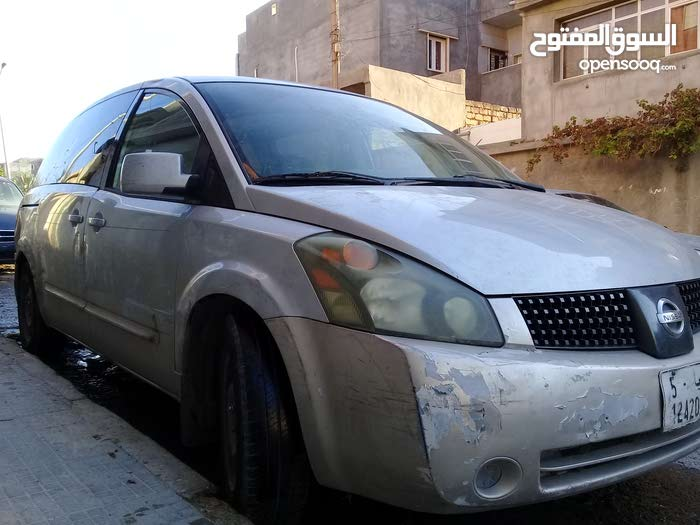 Nissan Quest Used in Tripoli
