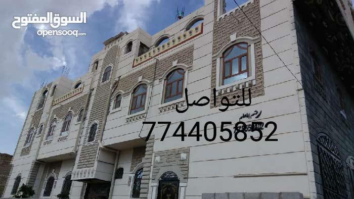 للبيع بيت (عمارة)صنعاء سعوان شارع الاربعين للتواصل 774405852