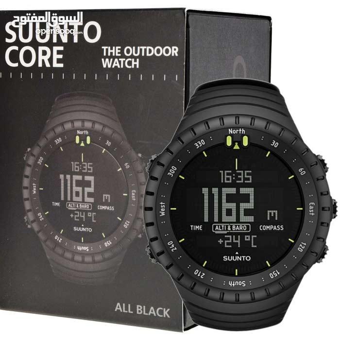 ساعة الطيارين المفضلة سونتو جديدة غير مستعملة نهائيا بسعر مغر 280 دينار Suunto for sale