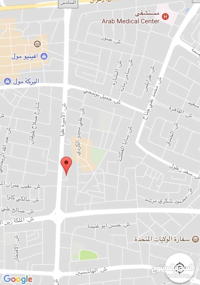 Best price 127 sqm apartment for rent in AmmanAbdoun