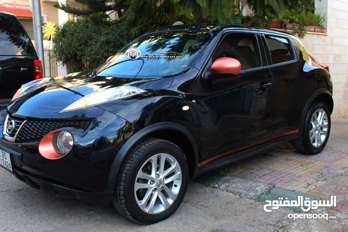 Automatic Nissan 2014 for sale - Used - Amman city