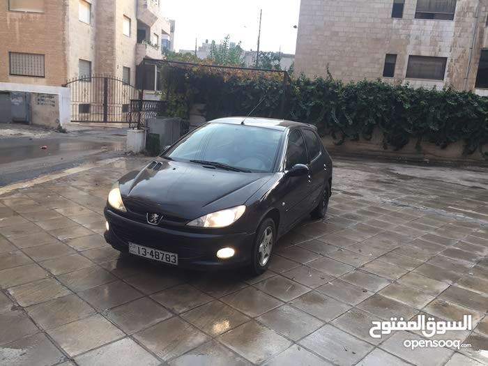 Peugeot 206 2005 For sale - Black color