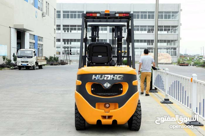 New Forklifts in Misrata is available for sale