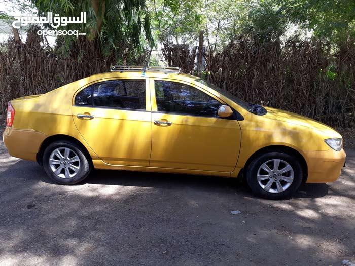 Lifan 620II in Baghdad