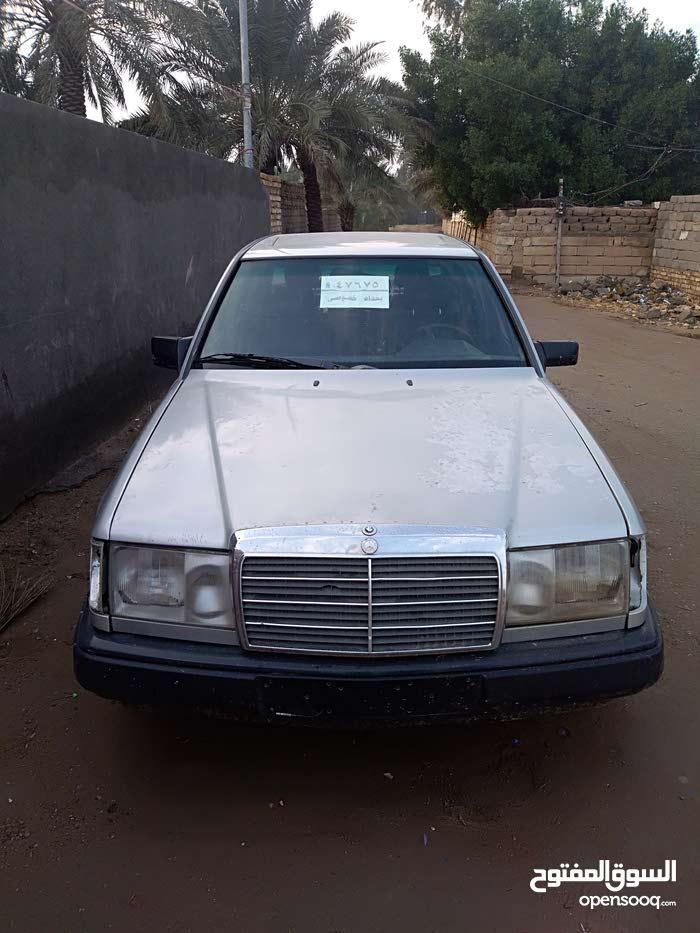 Available for sale! 120,000 - 129,999 km mileage Mercedes Benz E 300 1986