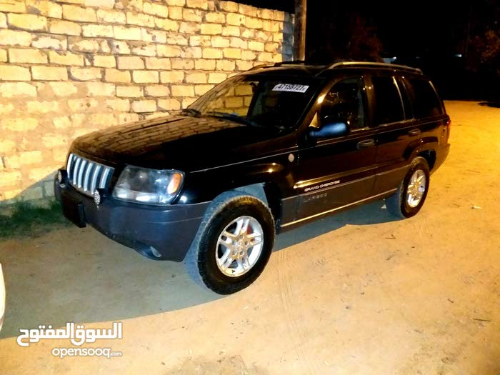 180,000 - 189,999 km mileage Jeep Grand Cherokee for sale
