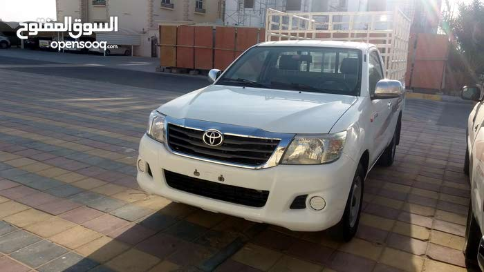 Toyota Hilux Used in Abu Dhabi