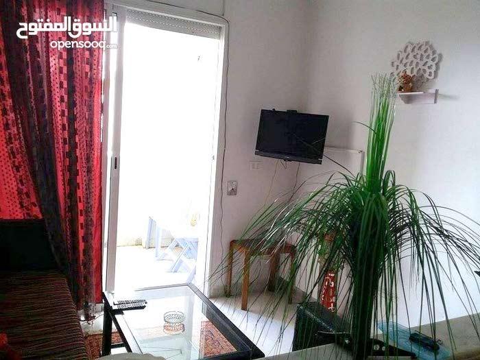 شقق مفروشة فيها انترنات  للإيجار في تونس العاصمة