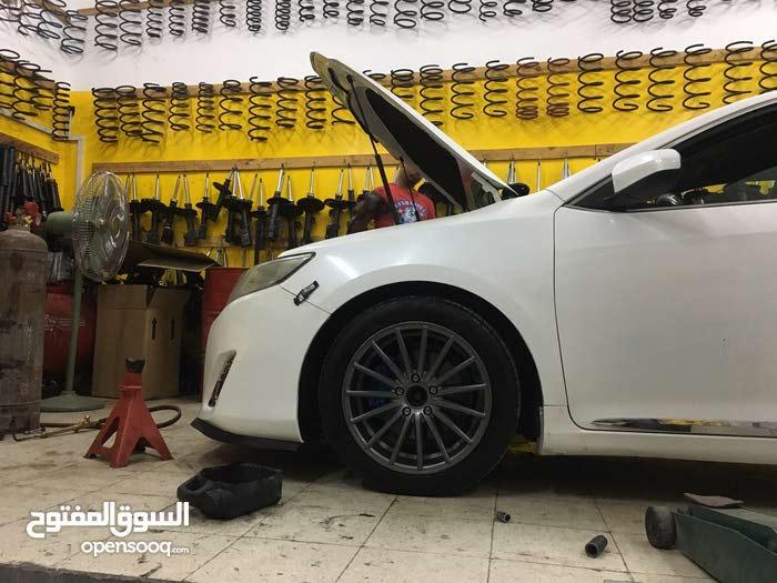 Gasoline Fuel/Power   Toyota Aristo 2013