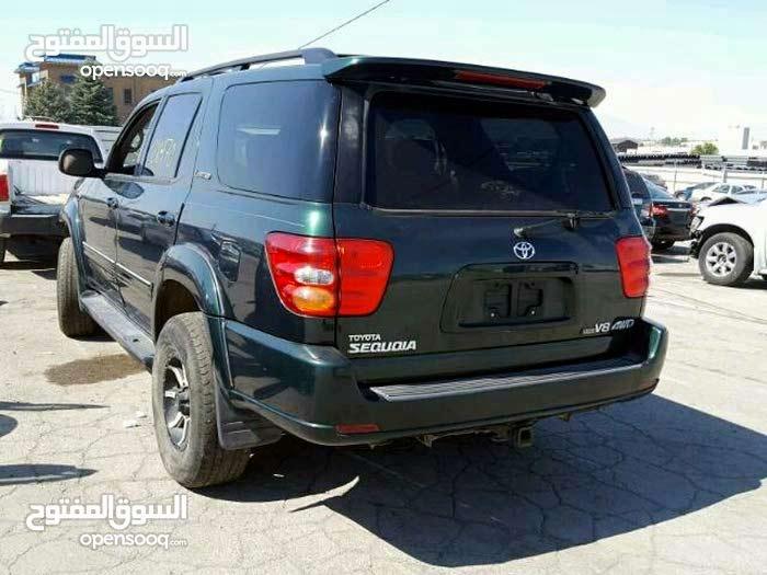 For sale Toyota Sequoia car in Benghazi