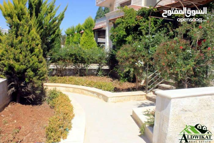 Al Rawnaq neighborhood Amman city - 315 sqm apartment for sale