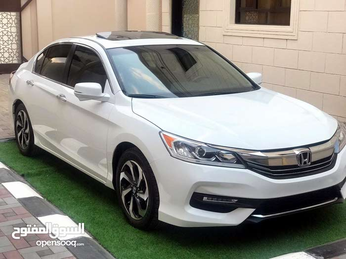 2016 Used Accord with Automatic transmission is available for sale